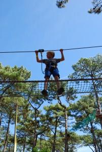 parc d'attraction enfant