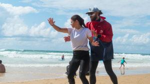 leçon surf Biscarrosse
