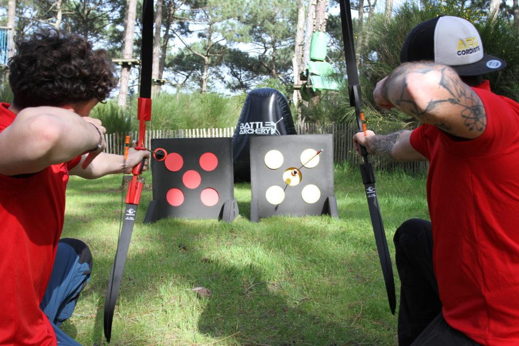 cibble et arc Archery Game