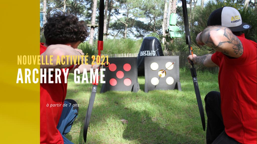archery tag biscarrosse